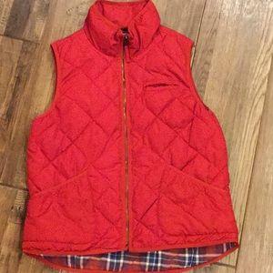 H&M puffy vest size 14.